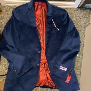 Jackets & Blazers - Blazer, velvet